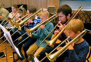 Goa trombonister