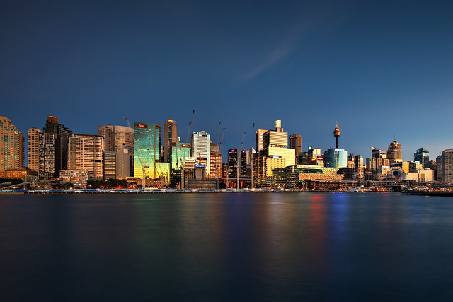 Previous: Sydney Reflections
