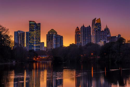 Piedmont Park Atlanta | by Anish Patel Photo
