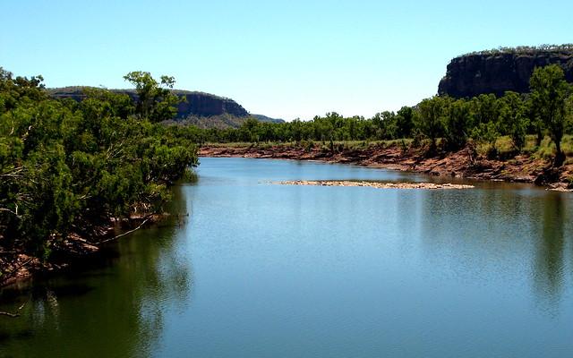Victoria River -