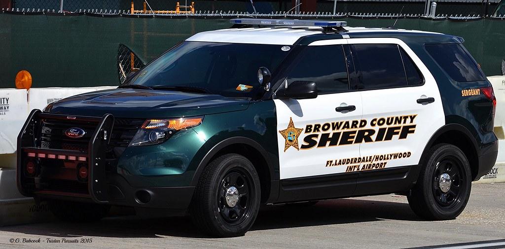 Broward County Sheriff - Florida - Ford Interceptor Utilit