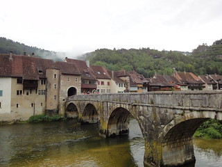 Pont Saint-Jean Népomucène-St-Ursanne