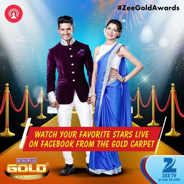 Zee Gold Award 2016' on Zee Tv Promo,Timing,Host,Winners