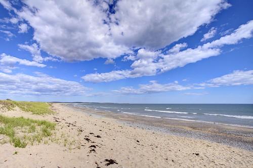 sun canada beach clouds novascotia ns hdr 2016 martiniquebeach