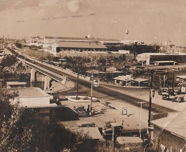 EDSA Guadalupe. Circa 1960