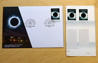 Svalbard Eclipse Stamps | by NYC Comets