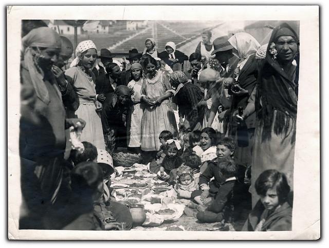 Roma saint's day celebration