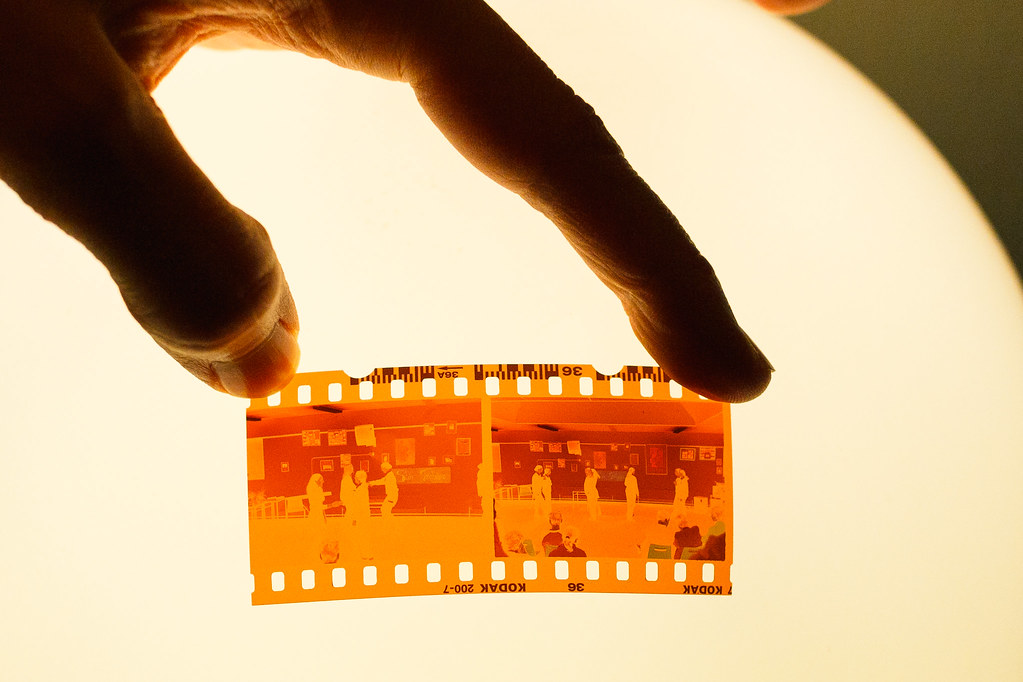 Digitizing old 35mm film negatives | Blog-post on how to dig… | Flickr