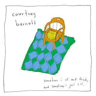 Courtney Barnett - Sometimes I Sit and Think, and Sometimes I Just Sit | by The Dadada Blog