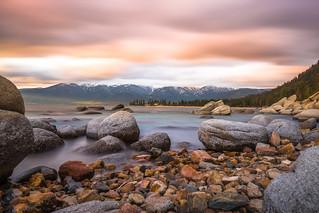 Lake Tahoe Sunset | by Trevor Bexon