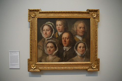 Heads of Six of Hogarth's Servants c.1750–5 by William Hogarth | by Bolckow
