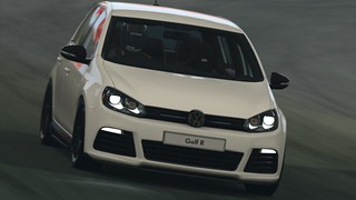 VW Golf R (Stock) | by BinSquared