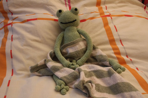 Grenouille au crochet par Cheval Blanc | by KnitSpirit