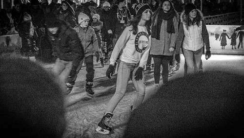 Vintage ice skater | by mrxa88