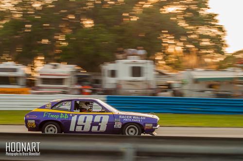 sunset ford vintage florida goldenhour pinto historics 2015 12hoursofsebring sebring12 hoonart