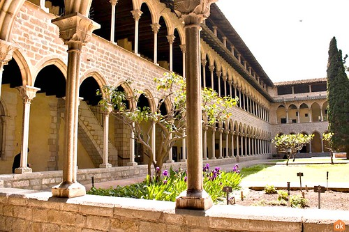 MONASTERY OF PEDRALBES - BARCELONA | by OK - Apartment