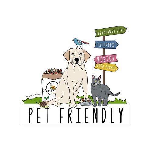 Verdeando Fest Pet Friendly | by De tu Sueño y Letra