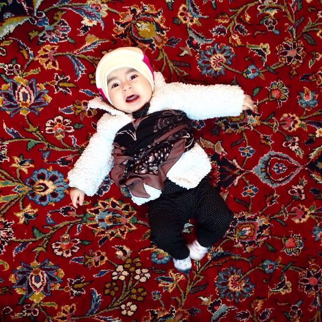 Darya 7 month,#Iran#Mazandaran#shalingchal 2016