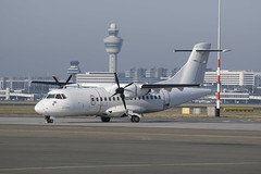 OY-CHT Melilla Airlines  ATR42