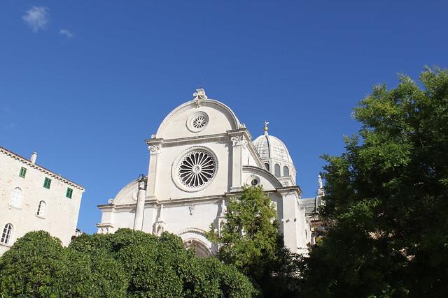 Cattedrale di San Giacomo - Sebenico - UNESCO Patrimonio mondiale dell'umanità (2000)