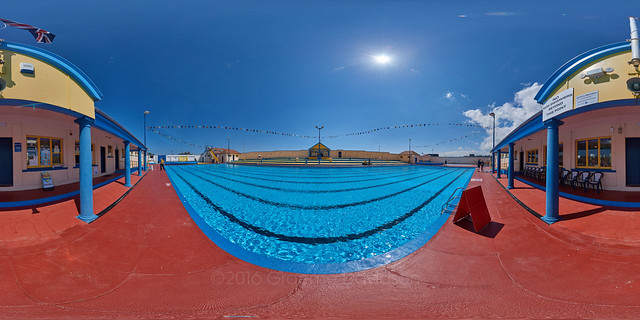 Stonehaven Open Air Pool Photosphere 26-06-2016