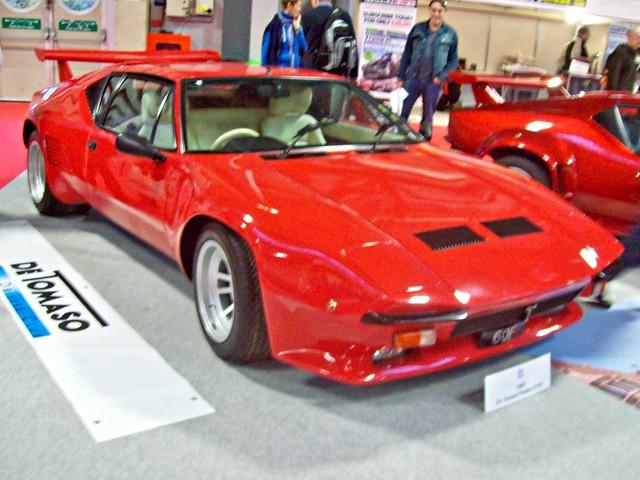 104 De Tomaso Pantera (1990)