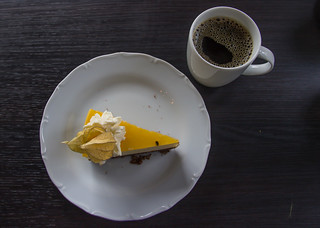 Cheesecake and coffee (Explore 2015-03-28) | by Infomastern
