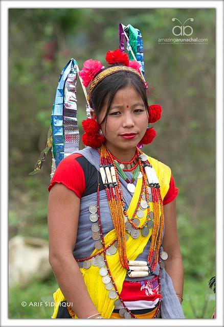 Pongtu Festival of Tutsa Tribe
