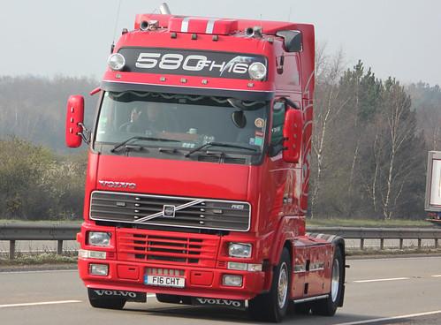 Beedie Bros Ltd Volvo FH16 Globetrotter M 100 BBL    Flickr