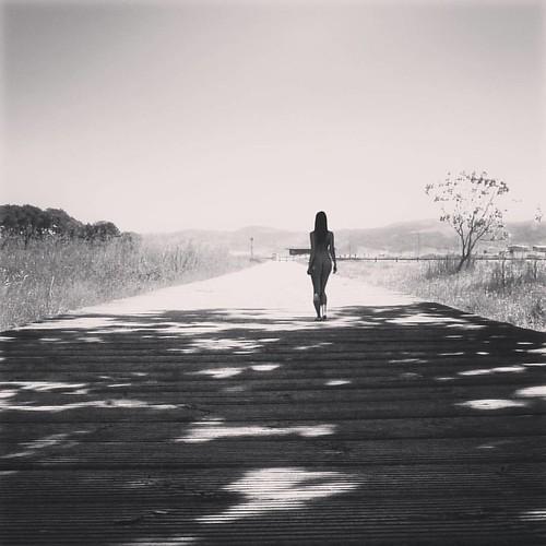 Way to the beach.  Camino a la playa. | by TONI KARTANFLAT