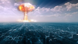 Nuclear Explosion, Chicago [1902x1080] - art0on | by Douglas Tofoli