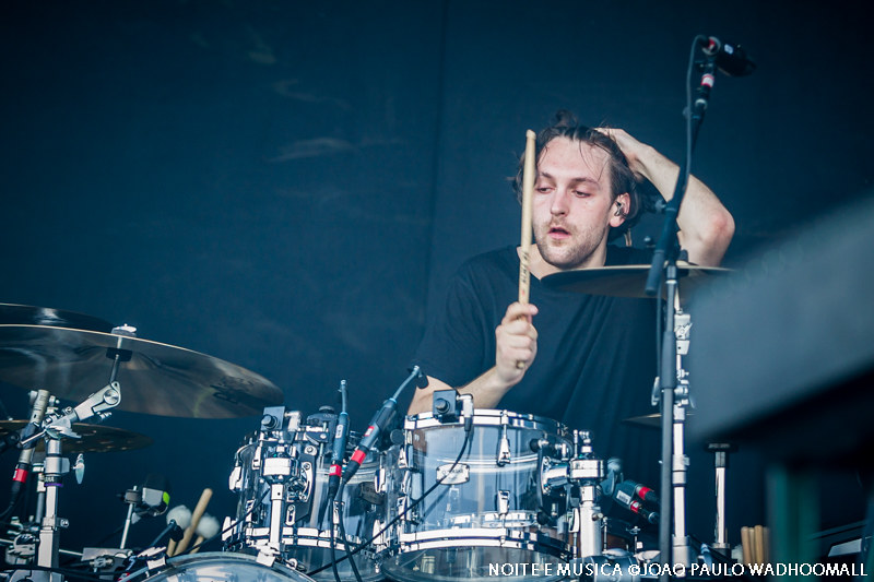 The 1975 - NOS Alive'16