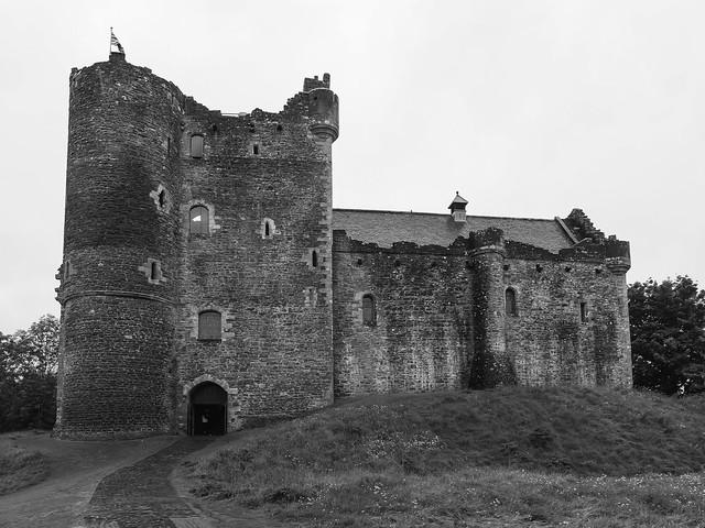Doune Castle-1