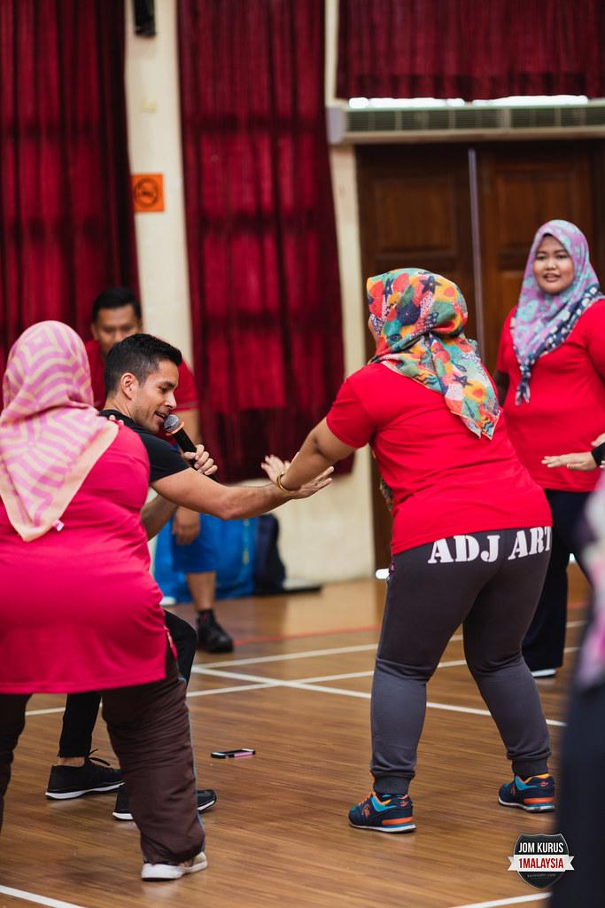 JK1M7 Jom Kurus di Ipoh, Perak