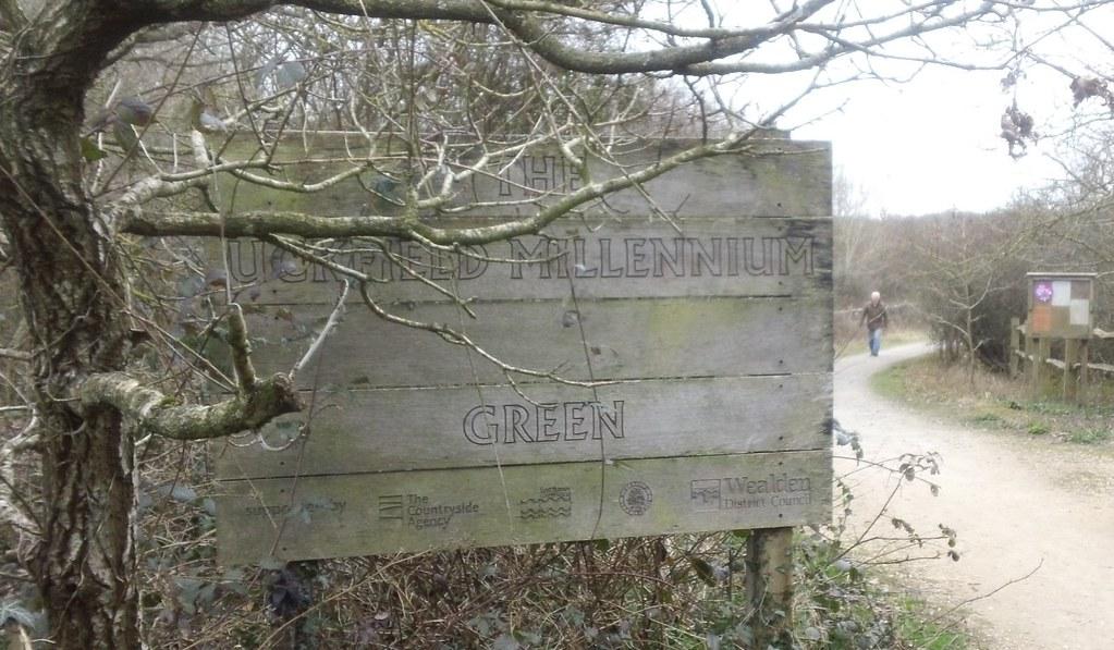 Millennium Green Uckfield