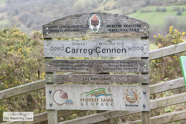 Welcome to Carreg Cennen
