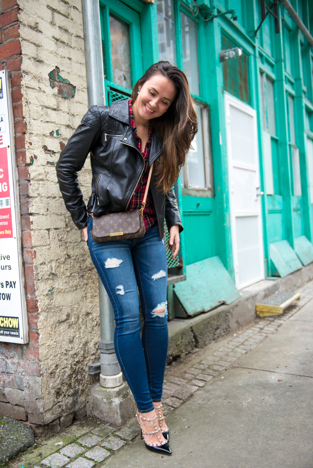 How to choose the right leather jacket