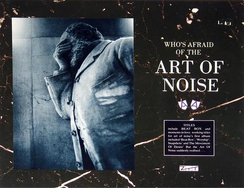 Art of Noise Who's Afraid