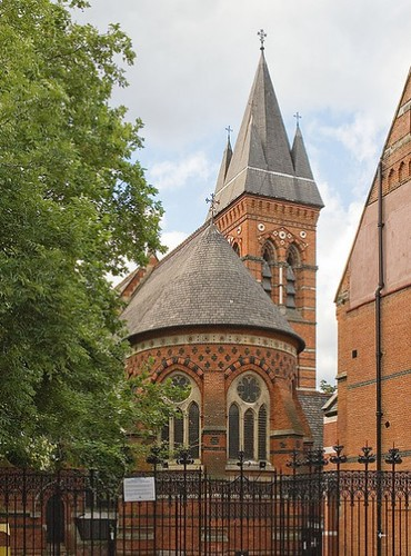 St James the Less Pimlico ext | by The National Churches Trust