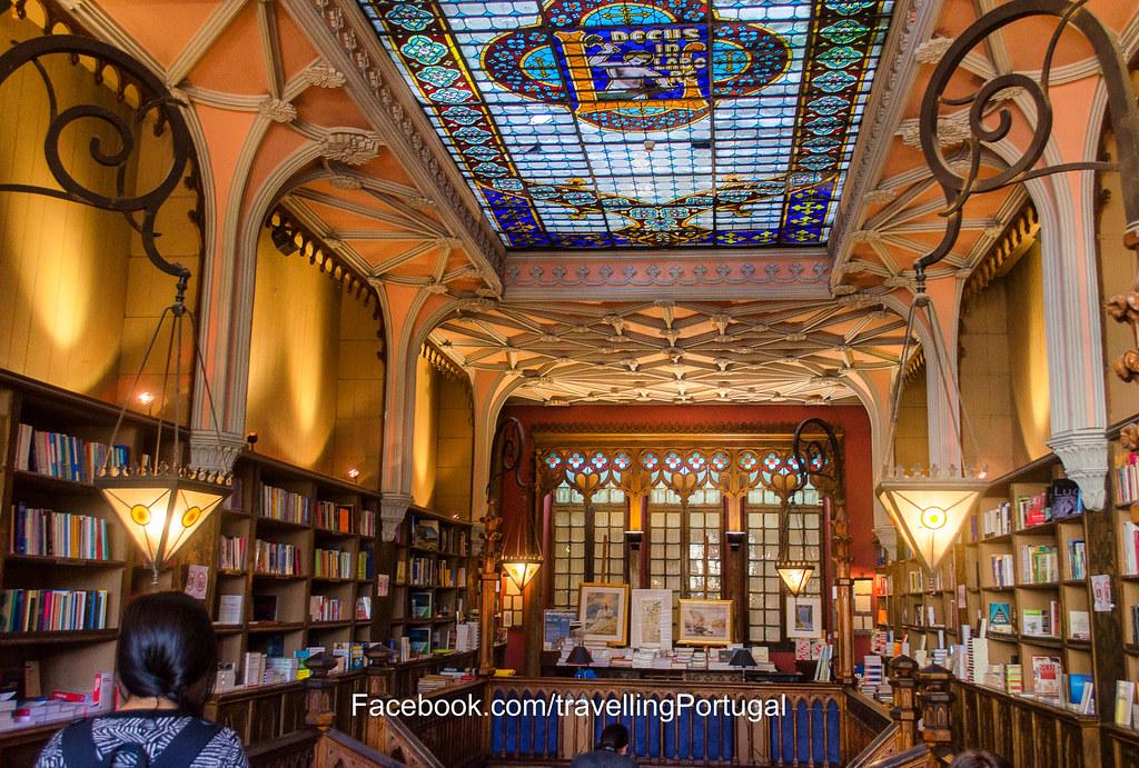 Lello & Irmão Bookstore, Oporto
