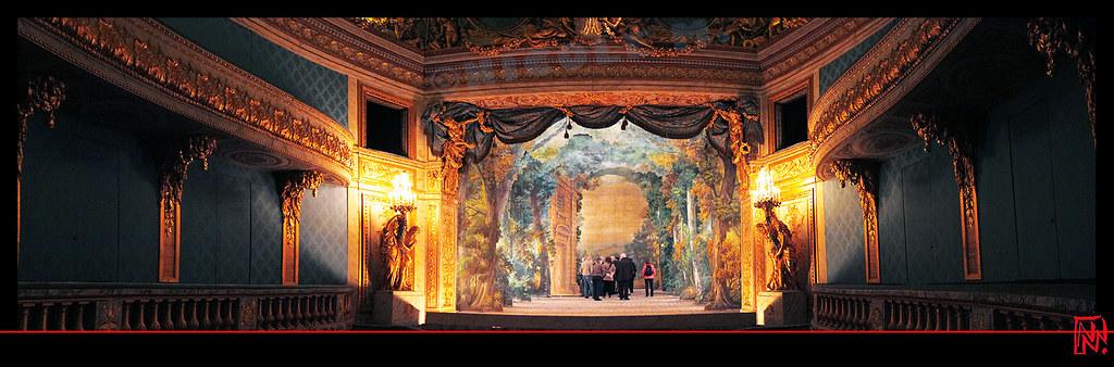 Versailles : Le Petit Théâtre de Marie-Antoinette   Panorami…   Flickr