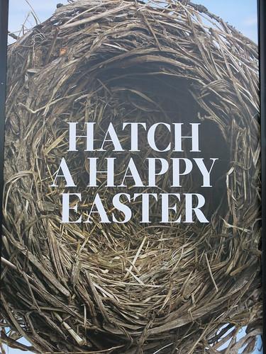 Easter eggs, Ballantynes