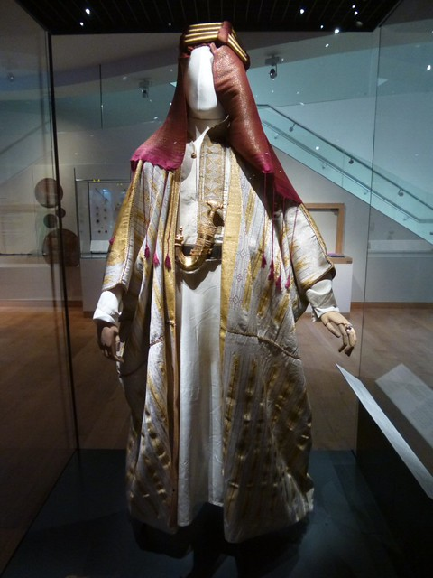 Robes of T.E Lawrence