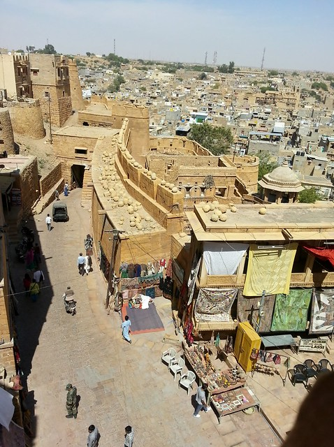 City Palace Jaisalmer