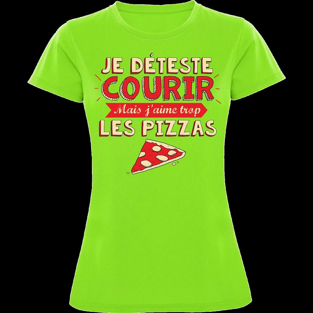 T-shirt runner