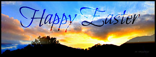 Happy Easter   by Art4TheGlryOfGod by Sharon