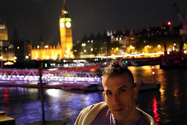 אסף הניגסברג לונדון ביג בן בלילה צילום לילי london photo at night big ben assaf henigsberg photo travel to uk best attractions sites places