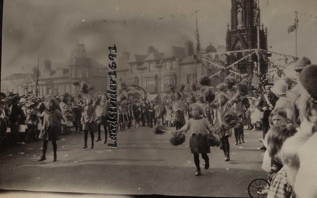 Walkden Carnival/Parade c1920s