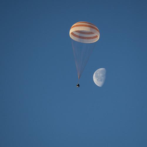Expedition 42 Soyuz TMA-14M Landing (201503120101HQ) | by NASA HQ PHOTO