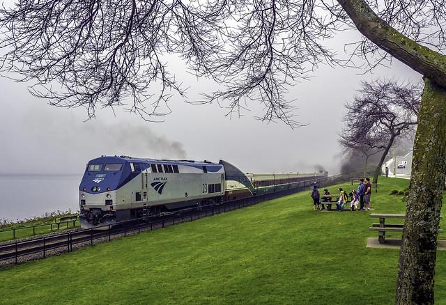 Amtrak Mist Makers